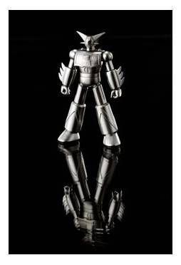 GETTER ROBOT FIG 14 CM GETTER ONE ABSOLUTE CHOGOKIN