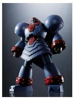 GIANT ROBO FIGURA 15 CM SUPER ROBOT CHOGOKIN