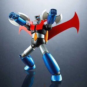 MAZINGER Z IRON CUTTER EDITION FIG 13.5CM MAZINGER Z SUPER ROBOT CHOGOKIN