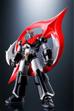 SUPER ROBOT CHOGOKIN FIG 16.5 CM SHIN MAZINGER ZERO