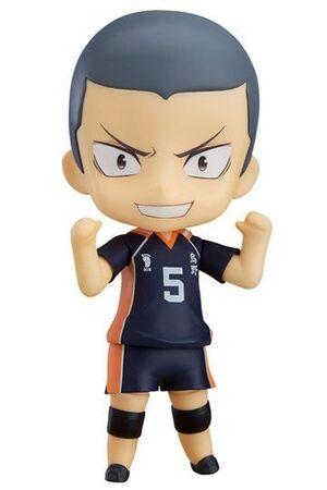 HAIKYU!! FIGURA 10 CM RYUNOSUKE TANAKA NENDOROID