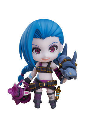 JINX FIGURA 10 CM LEAGUE OF LEGENDS NENDOROID