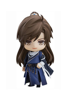 QI BAI GRAND OCCULTIST VER. FIGURA 10 CM LOVE & PRODUCER NENDOROID