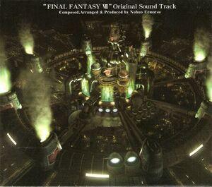 CD FINAL FANTASY VII / ORIGINAL SOUNDTRACK (4CDS)