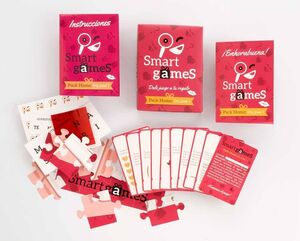 SMART GAMES PACK HOME IN LOVE 1
