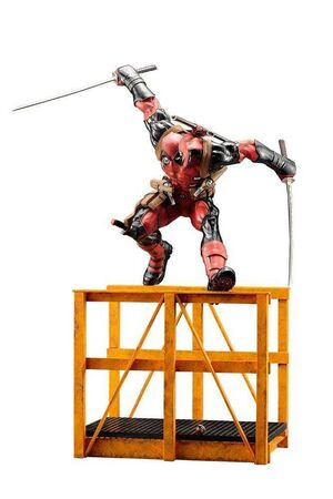 DEADPOOL ESTATUA ARTFX 1/6 43 CM MARVEL NOW