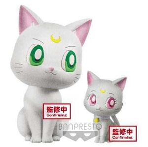 SAILOR MOON ETERNAL THE MOVIE MINI FIGURA Q-POSKET 7CM FLUFFY PUFFY ARTEMIS