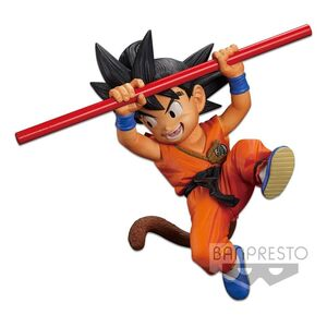 DRAGON BALL SUPER ESTATUA PVC SON GOKU FES YOUNG GOKU 15 CM