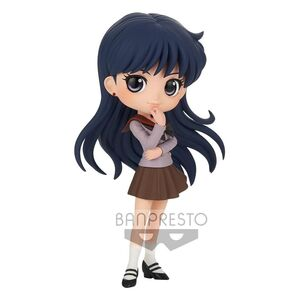 SAILOR MOON ETERNAL THE MOVIE MINIFIGURA Q POSKET REI HINO VER. A 14 CM