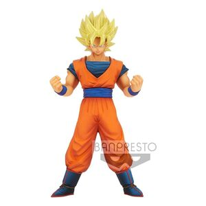 DRAGON BALL Z ESTATUA PVC BURNING FIGHTERS SON GOKU 16 CM