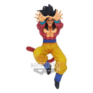 DRAGON BALL SUPER ESTATUA PVC SON GOKU FES SUPER SAIYAN 4 SON GOKU 16 CM