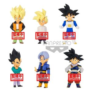 DRAGON BALL Z ESTATUA PVCS WCF CHIBI 7 CM EXTRA COSTUME