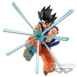 DRAGON BALL ESTATUA PVC 15CM G X MATERIA SON GOKU