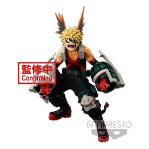 MY HERO ACADEMIA ESTATUA COLOSSEUM MODELING ACADEMY SUPER MASTER STARS PIECE KATSUKI BAKUGO 24 CM - ANIME ED.