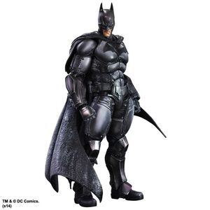 BATMAN ARKHAM ORIGINS PLAY ARTS KAI FIG BATMAN 27CM