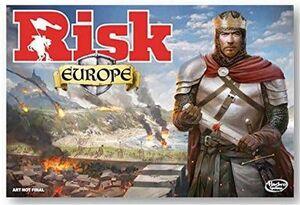 RISK EDICION EUROPA
