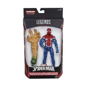 SPIDERMAN INFINITY LEGENDS FIGURA 18 CM SPIDER-MAN MARVEL LEGENDS