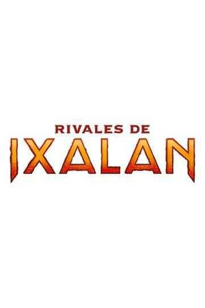MAGIC- RIVALES DE IXALAN SOBRE CASTELLANO