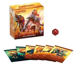 MAGIC- RIVALES DE IXALAN PACK DE PRESENTACION