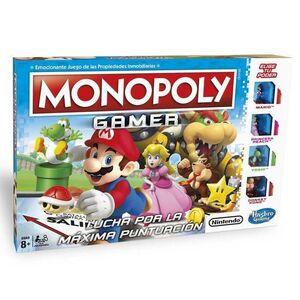 MONOPOLY GAMER SUPER MARIO