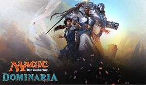 MAGIC- DOMINARIA MAZO PLANESWALKER