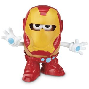 IRON MAN MR POTATO FIGURA 15 CM MARVEL
