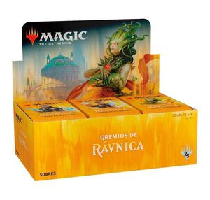 MAGIC- GREMIOS DE RAVNICA SOBRE CASTELLANO