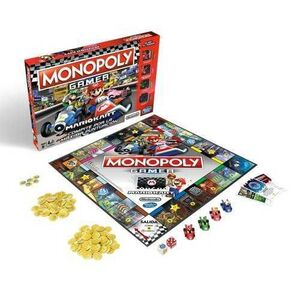 MONOPOLY GAMER MARIO KART (HASBRO)