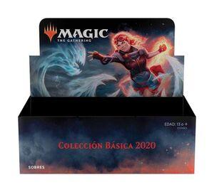MAGIC - COLECCION BASICA 2020 SOBRE CASTELLANO