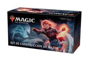 MAGIC - COLECCION BASICA 2020 KIT DE CONSTRUCCION DE MAZOS