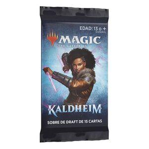 MAGIC - KALDHEIM SOBRE DE DRAFT CASTELLANO