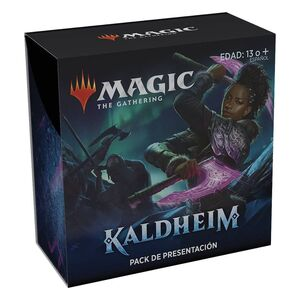 MAGIC - KALDHEIM PACK PRESENTACION