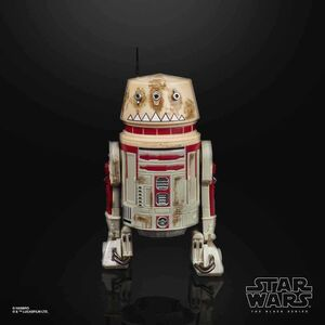 STAR WARS FIGURA 15 CM R5-P8 BLACK SERIES GALAXY'S EDGE
