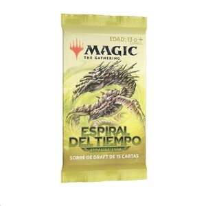 MAGIC - ESPIRAL DE TIEMPO REMASTERIZADA - CASTELLANO