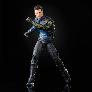 WINTER SOLDIER FIGURA 15 CM THE FALCON AND THE WINTER SOLDIER MARVEL LEGENDS