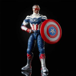 CAPITÁN AMÉRICA: SAM WILSON FIG 15 CM FALCON AND THE WINTER SOLDIER MARVEL LEGENDS