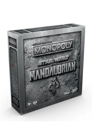 STAR WARS THE MANDALORIAN MONOPOLY (ED LIMITADA ED.INGLES)