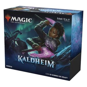 MAGIC - KALDHEIM BUNDLE CASTELLANO