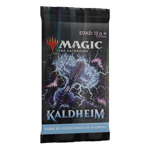 MAGIC - KALDHEIM SOBRE DE COLECCIONISTA CASTELLANO