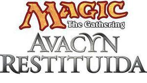 MAGIC- AVACYN RESTITUIDA EVENT DECK