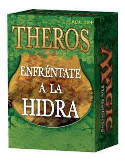 MAGIC- THEROS MAZO DE DESAFIOS ENFRENTATE A LA HIDRA