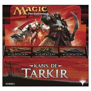MAGIC- KANS DE TARKIR SOBRE (CASTELLANO)
