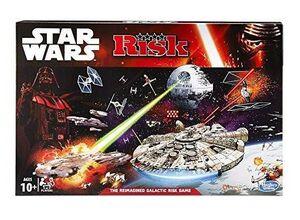 RISK STAR WARS EPISODIO VII