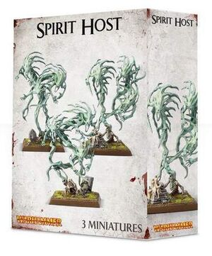 SPIRITS HOSTS