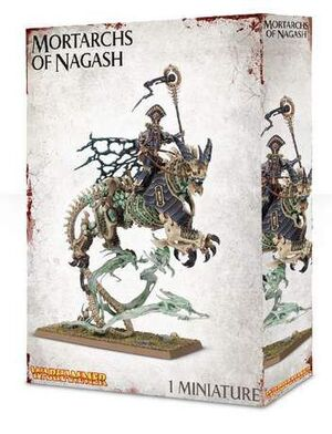 MORTARCHS OF NAGASH: ARKHAN THE BLACK, MORTARCH OF SACRAMENT