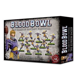BLOOD BOWL TEAM THE ELFHEIM EAGLES