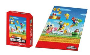 SUPER MARIO BROSS PUZZLE WII EDITION #02