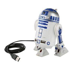 STAR WARS HUB USB R2D2