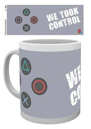 SONY PLAYSTATION TAZA CONTROLLER II