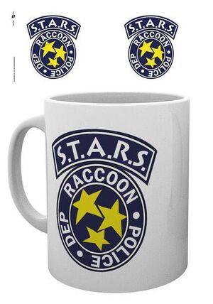 RESIDENT EVIL TAZA STARS